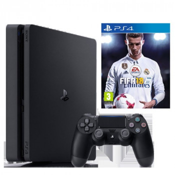 Sony PlayStation 4 Slim 500GB + FIFA 18 PS4