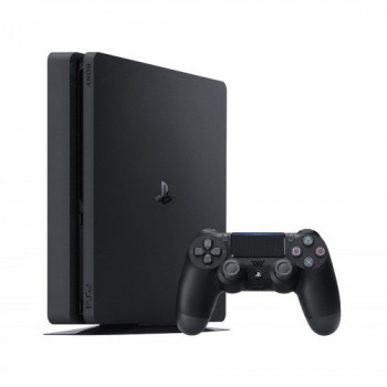 Sony PlayStation 4 Slim konzola 1TB+bežični gamepad Dualshock 4+igrica God of War