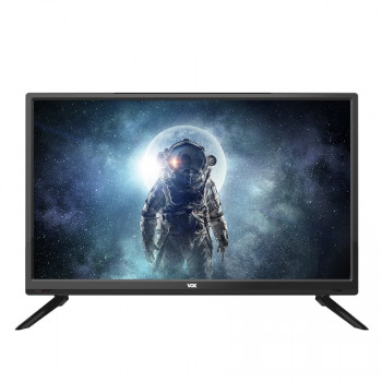 "VOX 24DSA306H, TV 24"" Direct LED slim HD Ready DVB-T2"