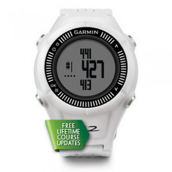 Garmin Approach S2 White/red GPS sat za Golf