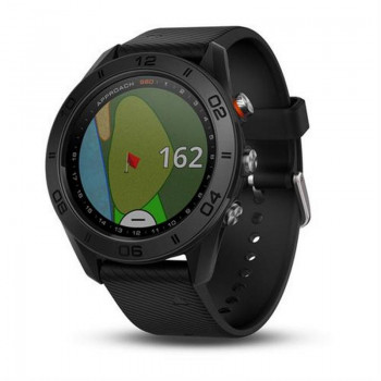 Garmin Approach S60 Crni GPS sat za Golf