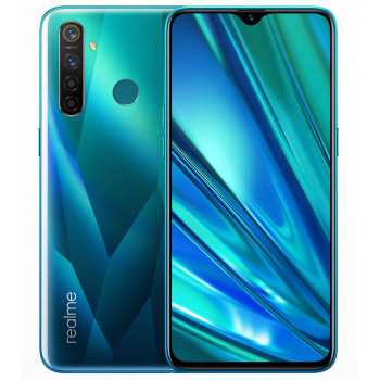 Realme 5 Pro 4/128 GB Zelena (Crystal Green) DS