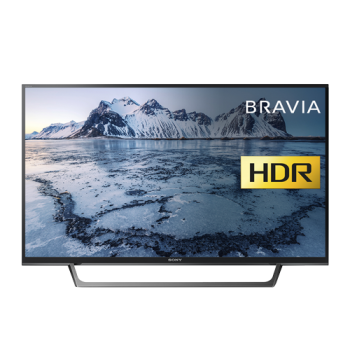 "Sony KD49WE660BAEP, Smart TV 49"" HD Ready"